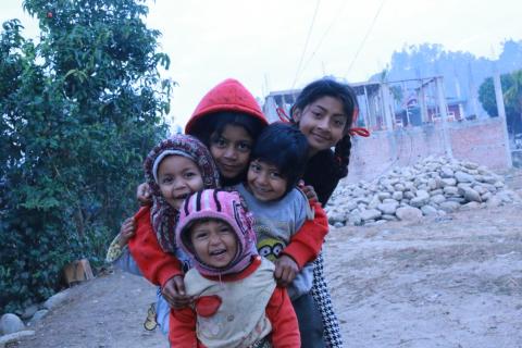 世界の子育て仲間「ネパールのママは働き者!」(JICA青年海外協力隊ボランティア 則武克彦さん)