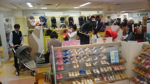 【終了しました】近鉄百貨店上本町店「ハロー赤ちゃん」モニター会